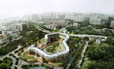 547cd4cfe58ece47940000eb_spark-proposes-vertical-farming-hybrid-to-house-singapore-s-aging-population_0240_01_aerial1