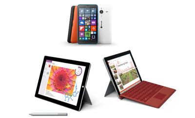 Microsoft cover