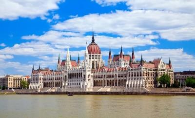 Budapest - Parliament House