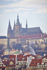 Prague - St Vitus Cathedral