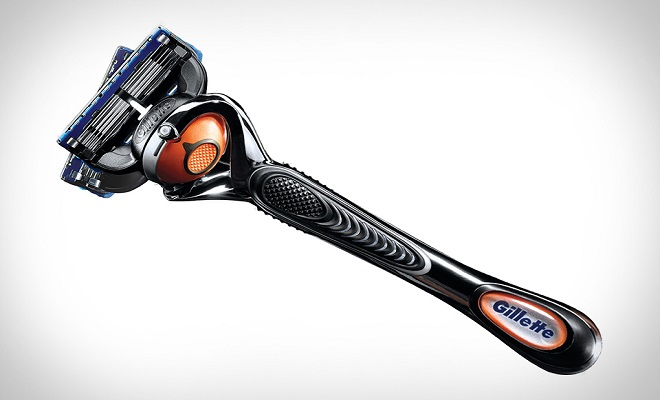 Gillette Fusion ProGlide With FlexBall Technology
