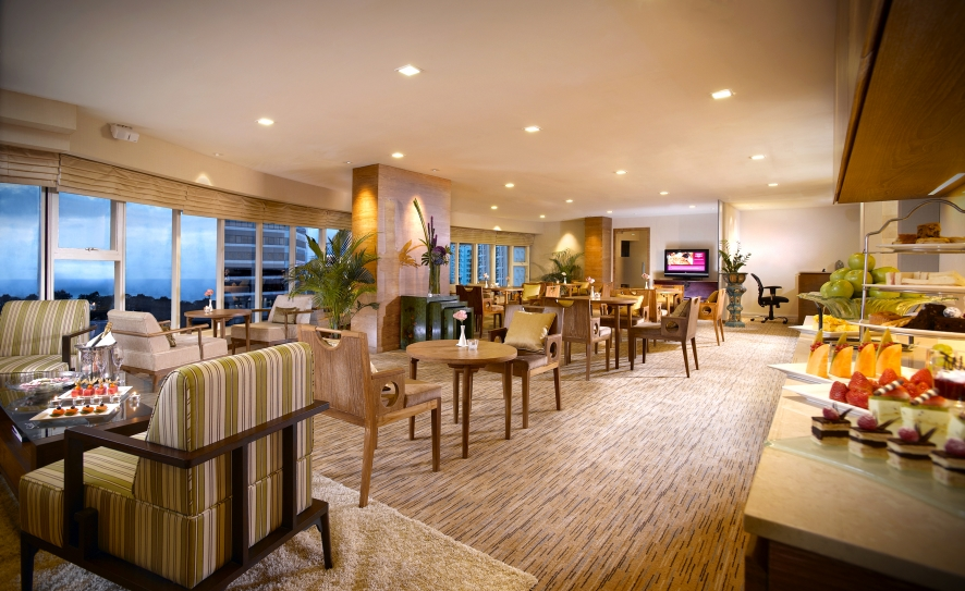 Grand Mercure Roxy Singapore Executive Lounge