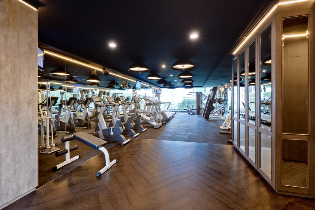 Grand Mercure Singapore Roxy Fitness Centre