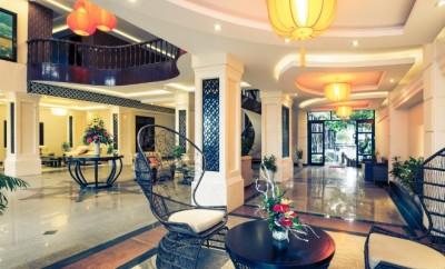 Mercure Hoi An Royal Lobby