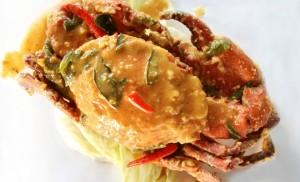 Sri Lankan Crab in Salty Splash Seasoning