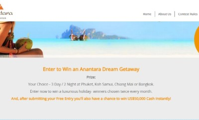 All Posts Tagged Anantara Vacation Club 2016 Dream Lucky Draw