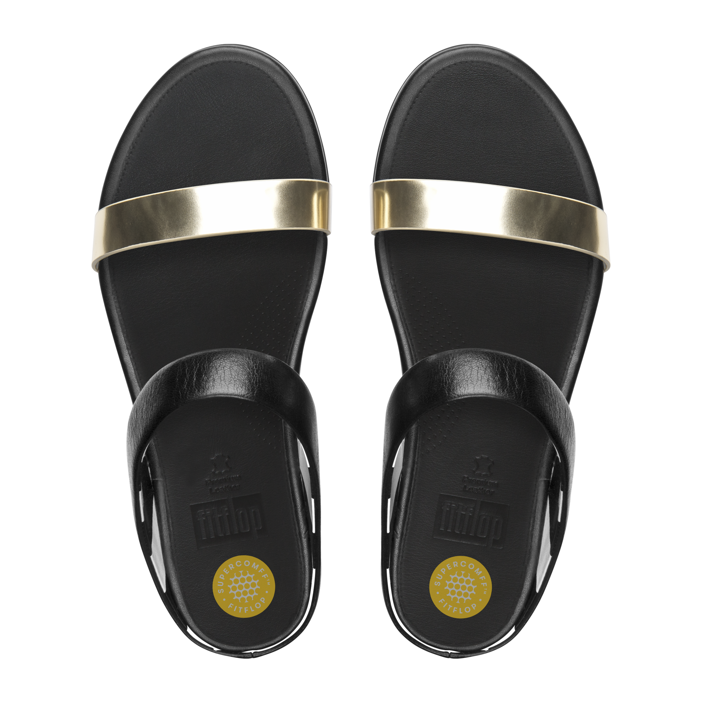 4a1860ede FitFlop Review  Banda Leather Slide Sandal