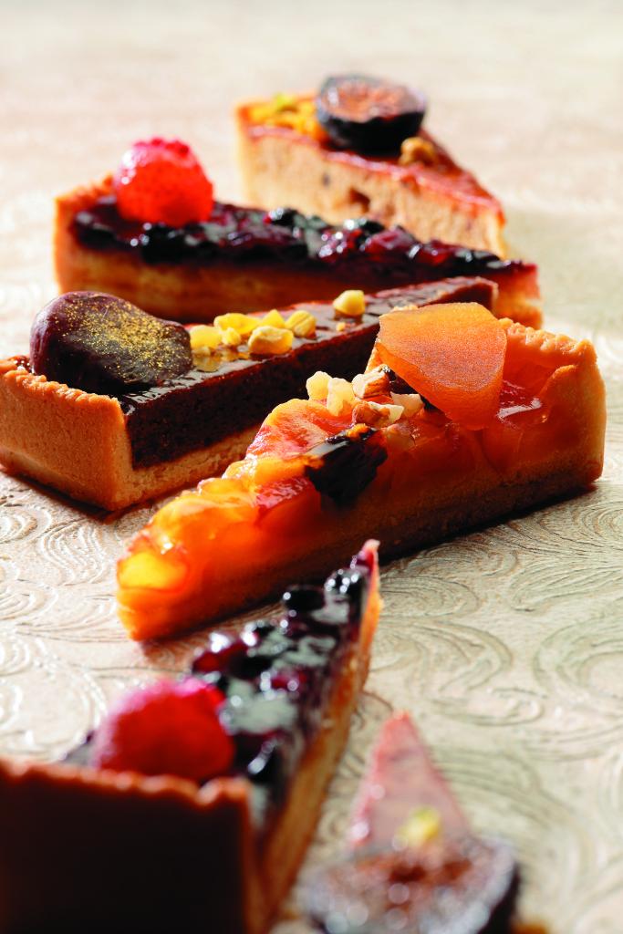 HC-Tarte Fruits Assortie
