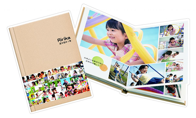 print photo albums with fujifilm 39 s year album. Black Bedroom Furniture Sets. Home Design Ideas