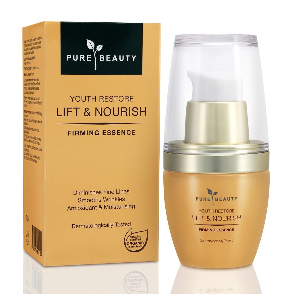 Pure Beauty Youth Restore Lift & Nourish Firming Essence