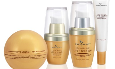 Pure Beauty Youth Restore_Lift & Nourish