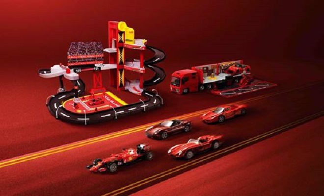 The Shell V Power X Ferrari Passion Series