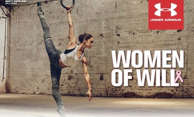 under armour women of will workout