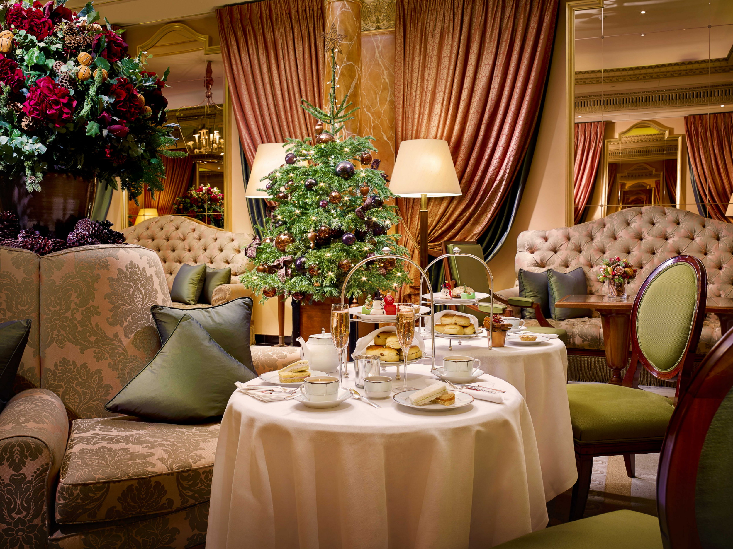 Festive Season Special Offerings At The Dorchester