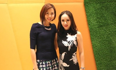evelyn tan and diana ser