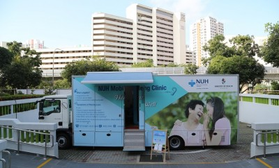 mobile hearing clinic