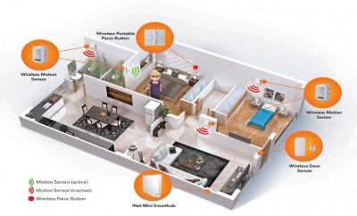 SAMS floor plan FA