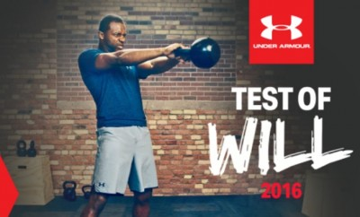 Under Armour Test Of Will 2016