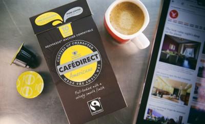 cafedirect americano