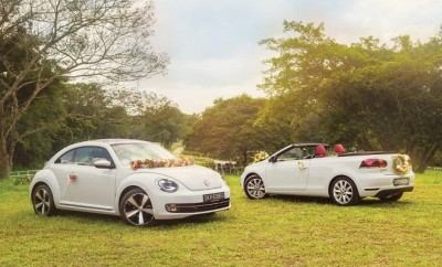 Volkswagen wedding rental programme (2)