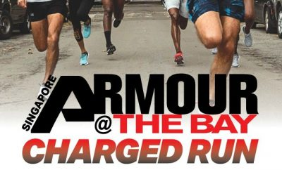 armour@thebay charged run