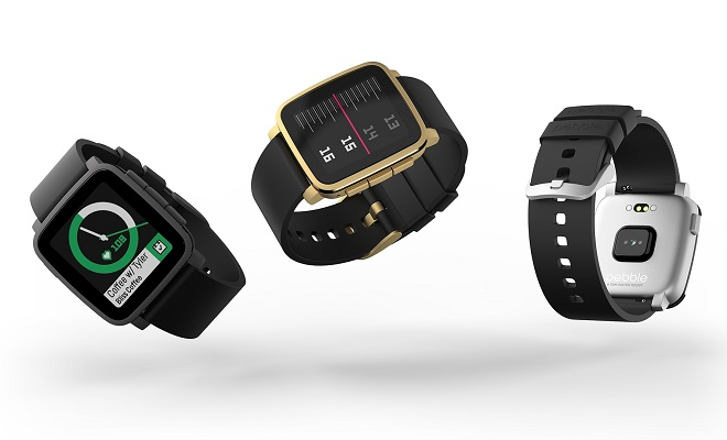 Pebble Launches Another Kickstarter Round