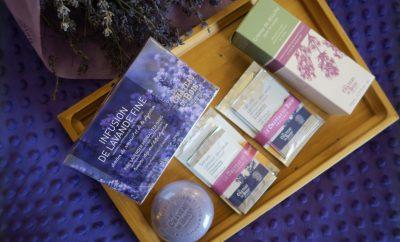Lavender Products by Le Château du Bois