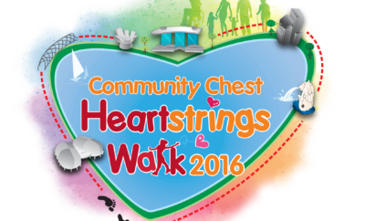 community chest heartstrings walk