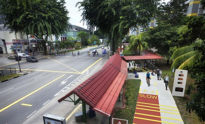 More Walking And Cycling Connections For Singapore