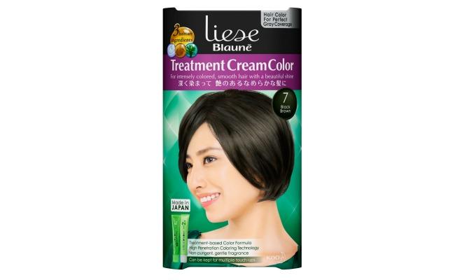 liese braune treatment cream colour