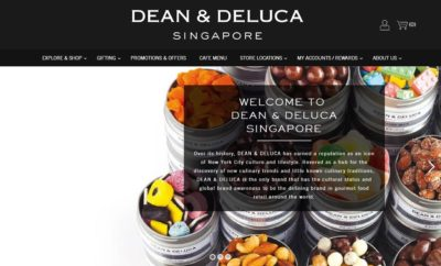 dean and deluca website
