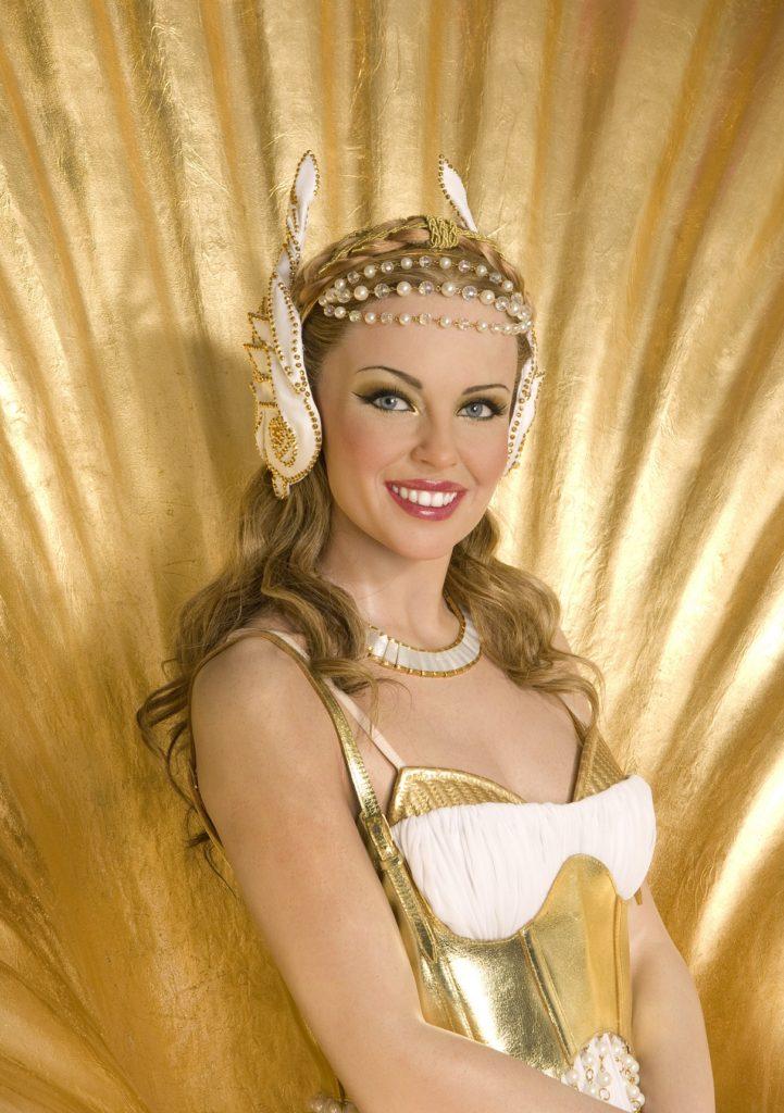 [Photo] Madame Tussauds Singapore - Kylie Minogue1