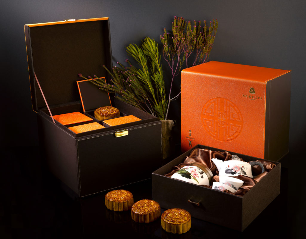 Yan Ting Four Traditional Baked Mooncakes Premium Gift Set