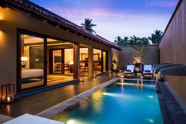 anantara pool view