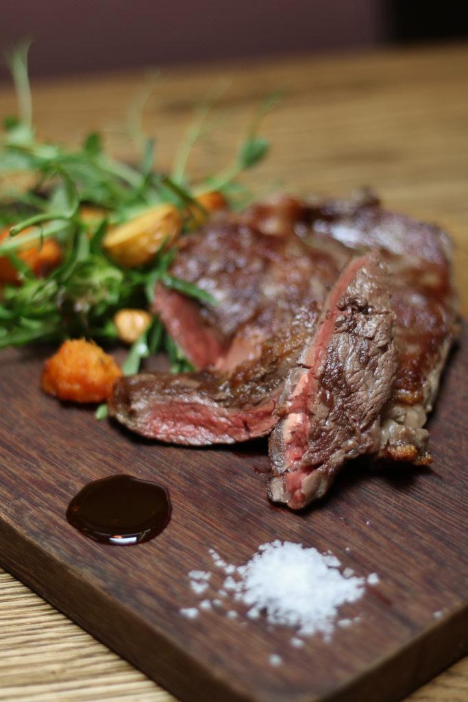 Grilled 250g Ribeye Steak