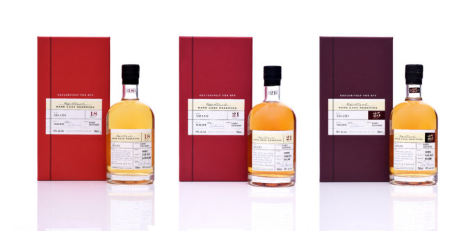 WILLIAM GRANT & SONS RARE CASK RESERVE – ARAID 18-YEAR-OLD, CREATED EXCLUSIVELY FOR DFS