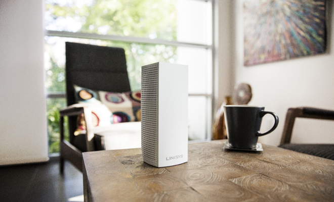 Making a Mesh of Things with the Linksys Velop