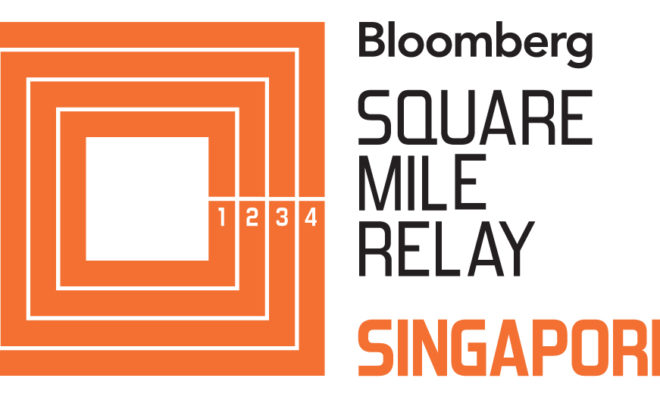 Bloomberg Square Mile Relay