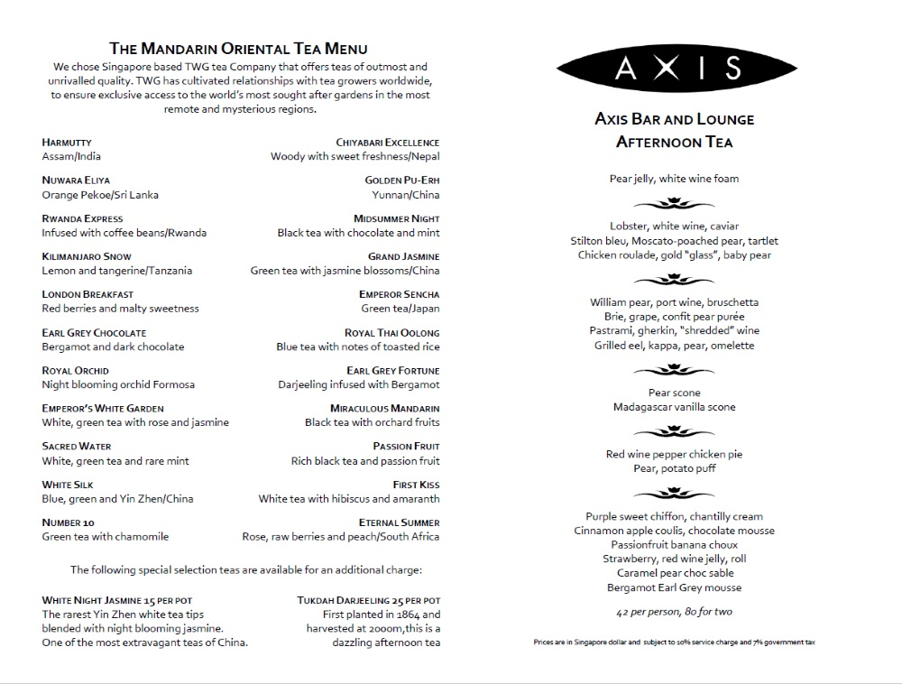 axis bar and lounge