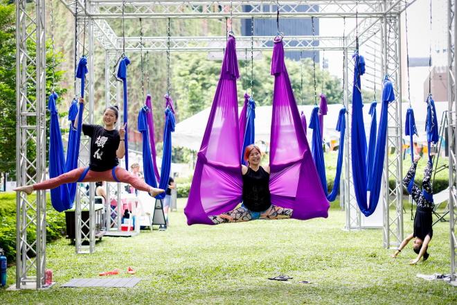 Yogafest World Edition