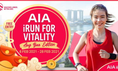 AIA iRun for Vitality
