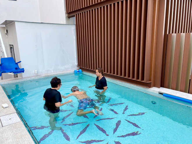 hydrotherapy