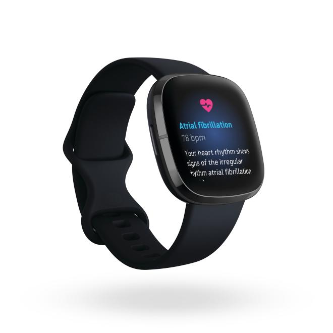 Fitbit Electrocardiogram App