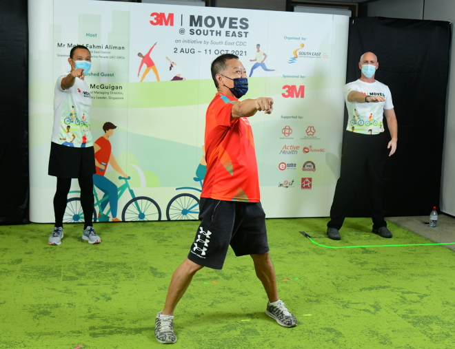 3M Moves